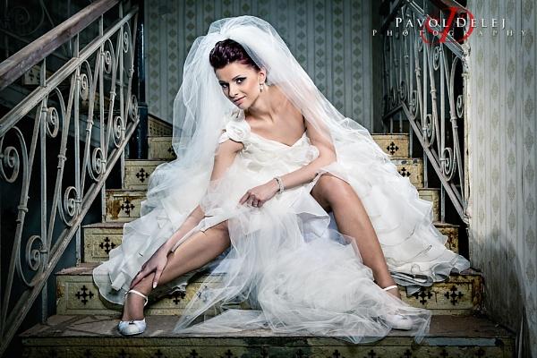 My Bride by d3looo