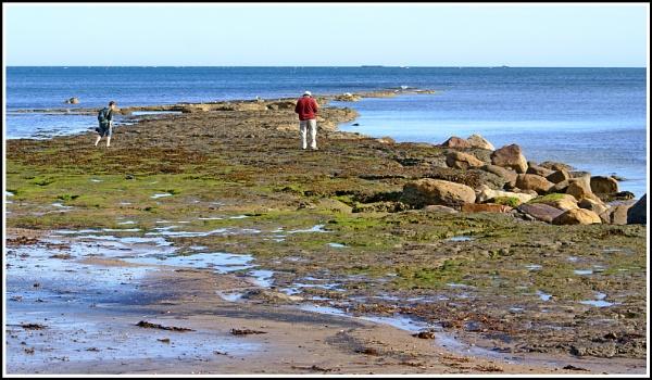 On The Rocks. by macroman