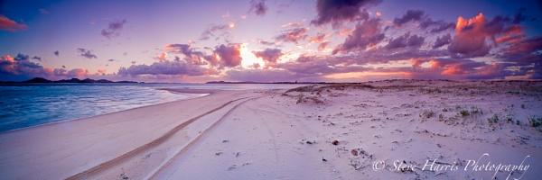 Port Stephens Sunset by SteveHarry