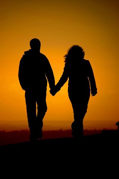 Romantic walk by dannyr