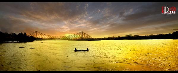 Sun set by pankaj_dutta