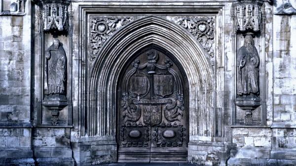 Bath Abbey by ninetofortytwo