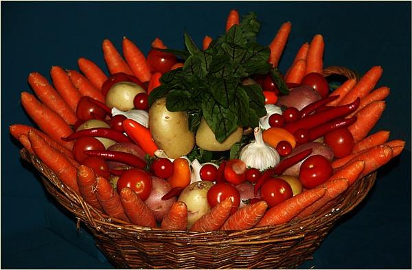 Healthy Basket by Irishkate