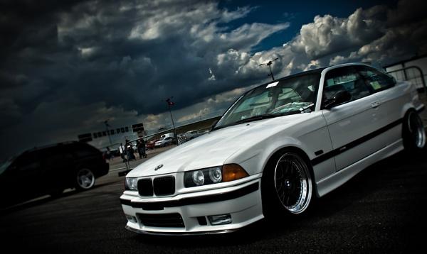 BMW @ Santa Pod by davidburleson