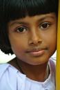 Sri Lankan young lady