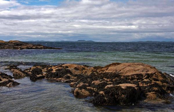 Lochgilphead Seascape by killiekrankie