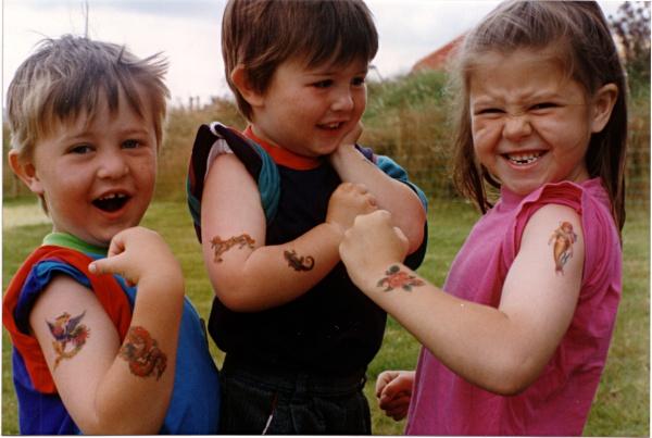Tattoos! by notsuigeneris