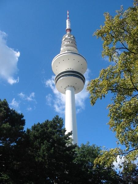 Hamburg Heinrich-Hertz-Tower by Cookie_Monster