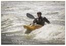 Surfing in Burling Gap June 2012