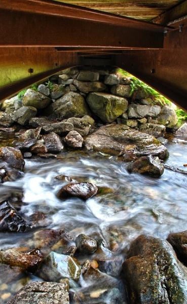 Just water under the Bridge by m60mrj