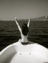 Loving life on a boat in Zante