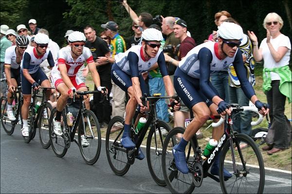 Team GB - Men's Cycling Road Race