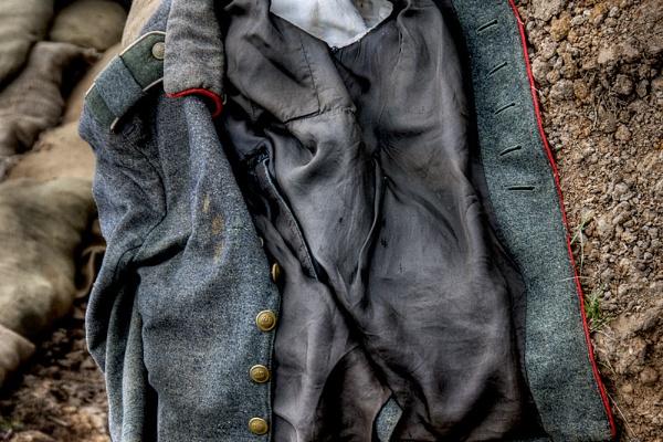 The Prisoner\'s Jacket by Sezz