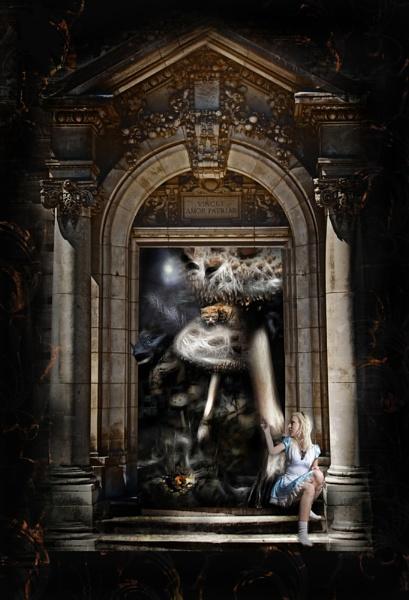 Alice goes to Eton by andmolliethedog