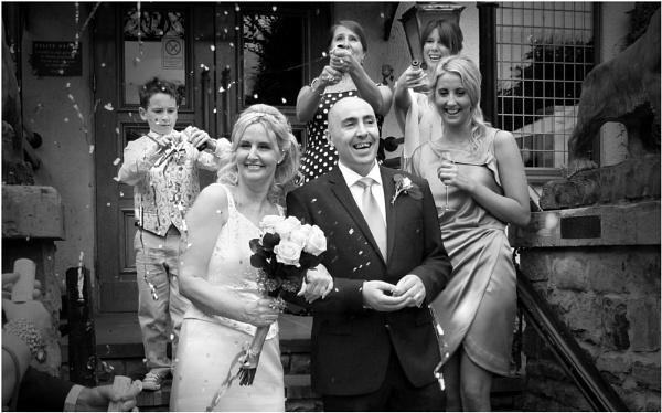 my best friends wedding..... by kitsch