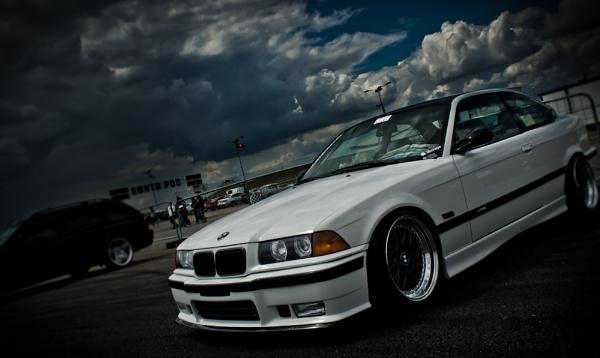 BMW @ Santa Pod