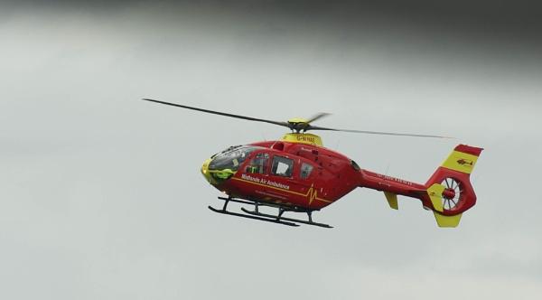 Air Ambulance by JWA