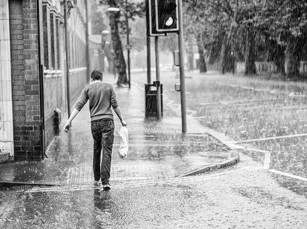 The Long Walk Home by dandeakin
