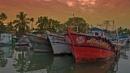 Fishing Boats at Kochi
