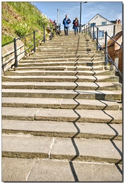 Steps & Shadows by TrevBatWCC