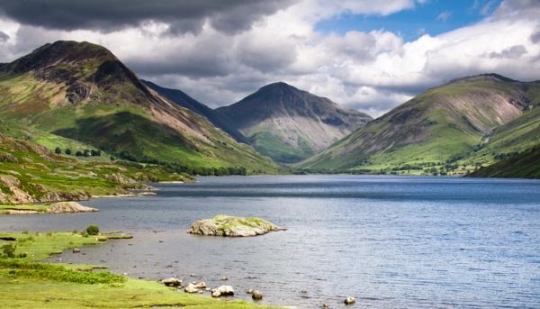 Wastwater    Lake District by Sloman