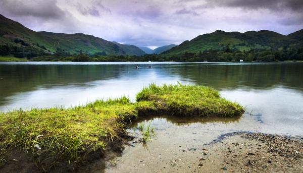 Ullswater by Sloman