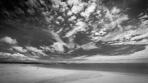 Beach & Sky Connemara by bouic