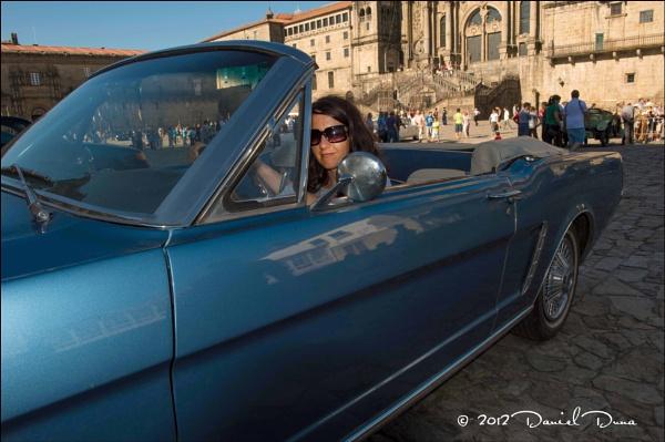 Mustang de Compostela by DanielD