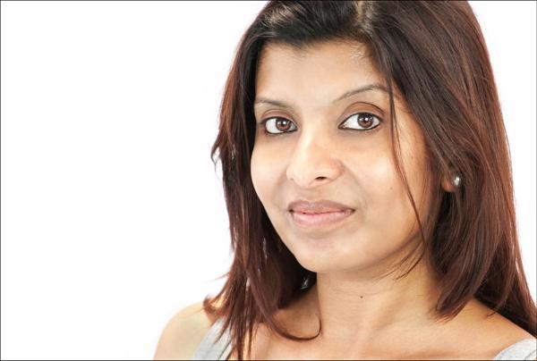Female Portrait / Headshot by Bluebiriyani
