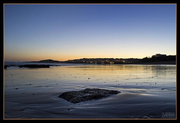 Sundown Low Tide by DiazSprite