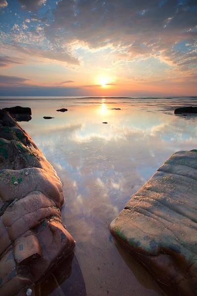 Cornish Sunset by ChrisInDevon