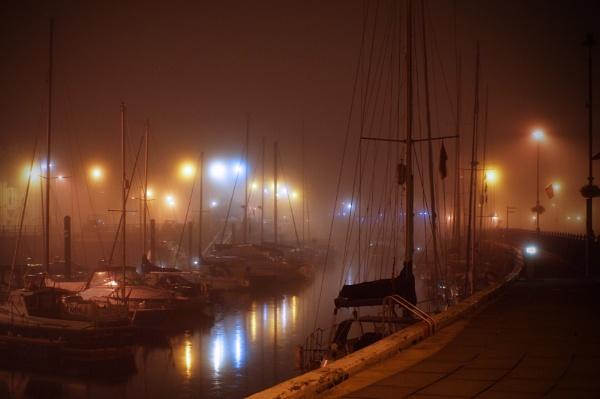 Misty Night by cabmanstu