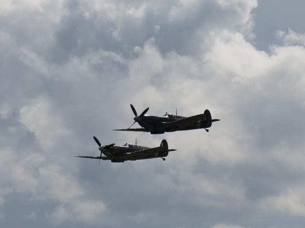 Super Spitfires by CherWass