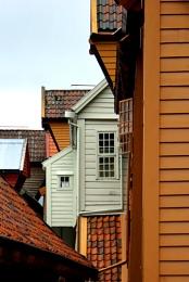 Bryggen Rooftops