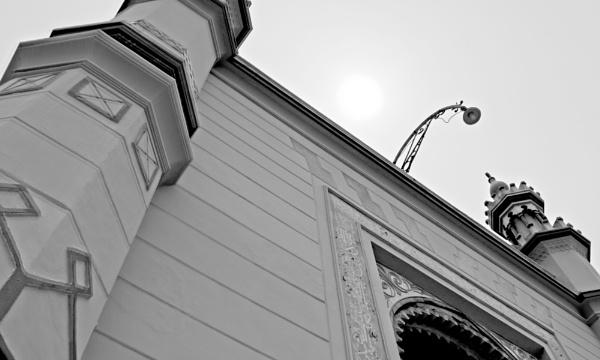 Mosque by adentenur