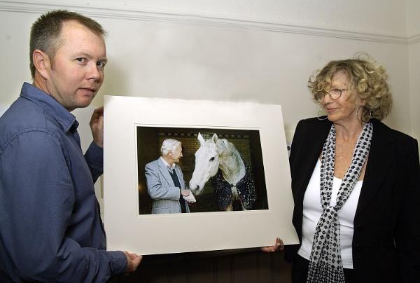 My Prizewinner !! by horses4me