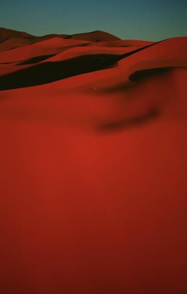 Western Sahara Dreaming by iknowsam