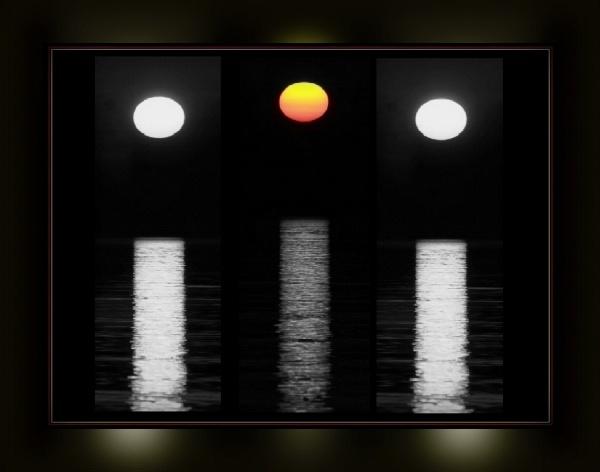 Lone Sun by digitalscud