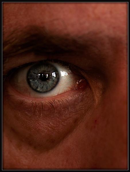 Blue Eye by Morpyre