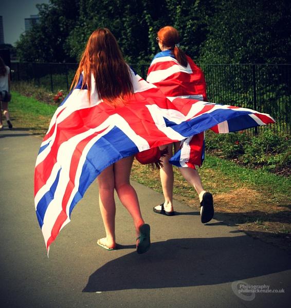 Olympic Spirit by bugdog