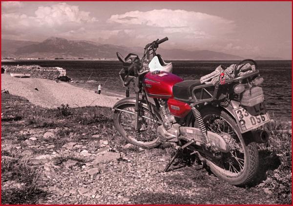 Beach Bike! by Andrew_Hurley