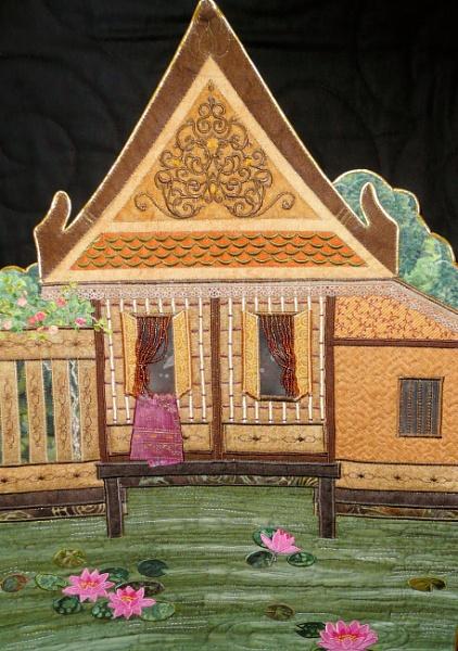 Little Houses by Joline
