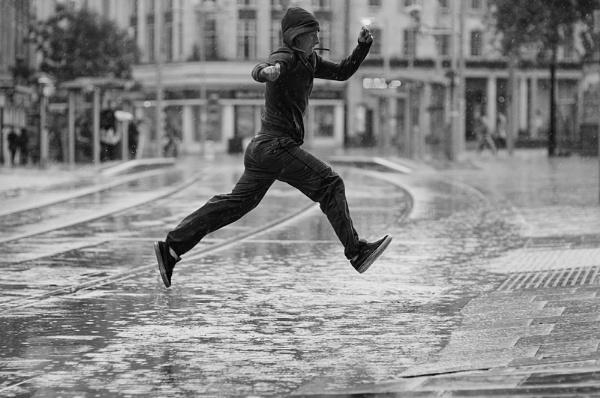 Long Jump by dandeakin