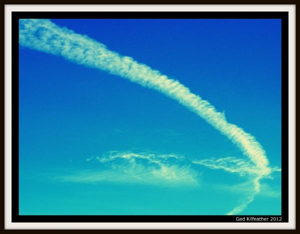 Bullet the Blue Sky by GedK