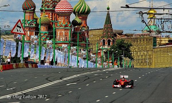 Formula 1 in Moscow 2012 ... by Oleg_Lobzin