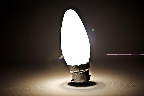 glowing light by JLynam