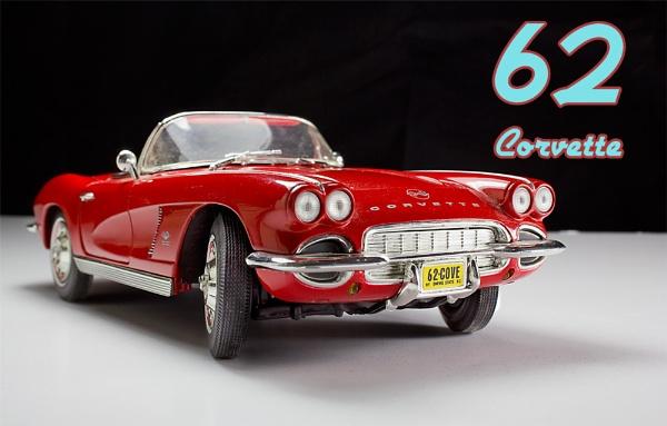 62 Corvette by ahughes3