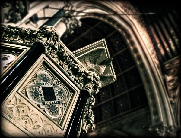 Abandoned faith by clintQB