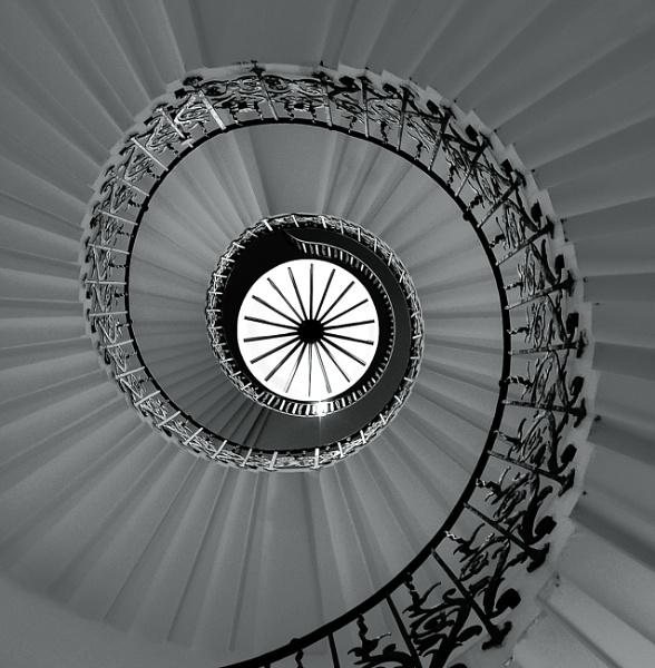 Ammonite Stairs 1000 by tony64