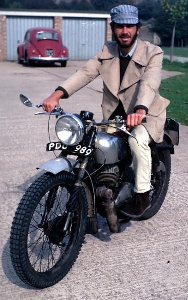 \'60s lad by Hulme